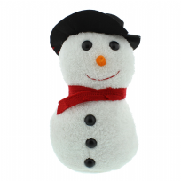 Snowman Doorstop ~ Xmas Home Decoration Fun Gift